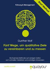 Bücher Zielvereinbarung Qualitative Ziele vereinbaren und messen