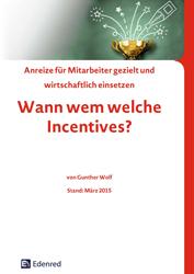 Bücher Zielvereinbarung Wann wem welche Incentives