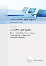 Bücher Zielvereinbarung Variable Vergütung